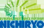 Nichiryo logo