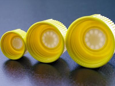 Filteres kupak 150/300 cm2-es flaskához, 40 db | Techno Plastic Products