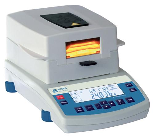 BMA H50 mérleg nedvességmérő kamrával