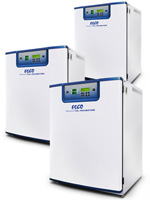 CelCulture CO2 inkubátor 90°C hőlég dekontaminációval